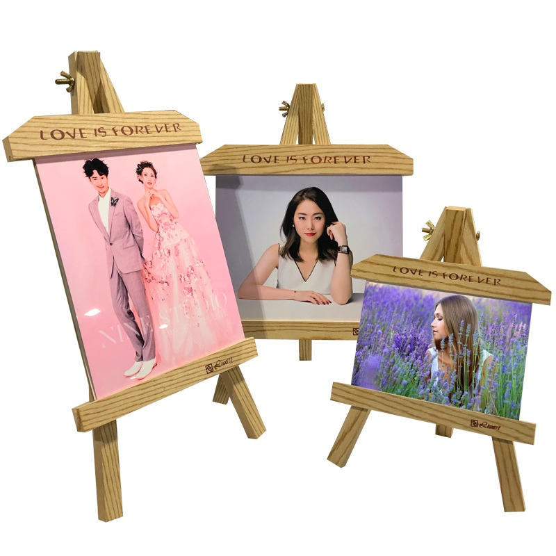 Aluminum Plate Painting Easel
